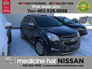 2010 Chevrolet Equinox Leather, Locally Owned