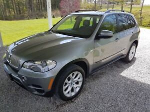 2013 X5 all wheel drive bmw *Diesel* for sale