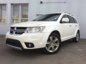 2012 Dodge Journey R/T, AWD, 7 PASS, LEATHER, SUNROOF, NAV.