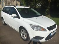 FORD FOCUS 1.8 TDCi Style 5dr (white) 2011