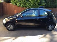 Ford Ka-Perfect first car!! It runs well, good sound system, low tax and running costs, comfortable.