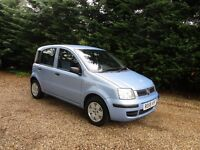 2009 59 PLATE FIAT PANDA DYNAMIC ECO 5 DOOR HATCHBACK 1.2 PETROL CHEAP CLEAN CAR