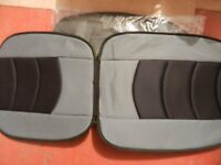 CAR SEAT BACK SUPPORT PADS / COVERS (2 pairs), used for sale  Sutton Coldfield, West Midlands