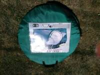 2 man flash (pop up) tent.