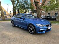 BMW, 4 SERIES 435d GranCoupe, 2015, Semi-Auto, 2993 (cc), 4 doors