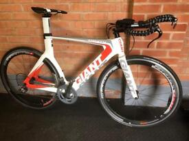 Giant Trinity Time Trial bike