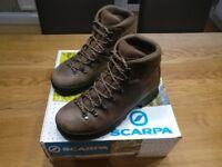 Scarpa Ranger 2 Activ GTX Walking Boots UK Size 9 (EU 43)