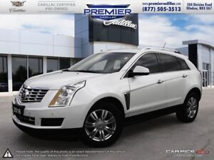 2016 Cadillac SRX AWD Luxury ONE OWNER LEATHER SUNROOF AND NAVIG