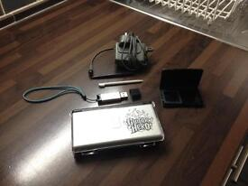 Rare Nintendo DS Lite with SD Card and other accessories.