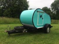 Teardrop Caravan, camping pod £1495 contact 07763119188