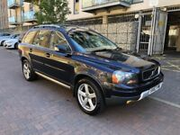 MANUAL Volvo XC90 2.4 D5 SE Sport AWD NEW MOT!!