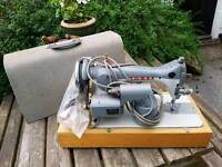 Jones model 104 foreign electric sewing machine