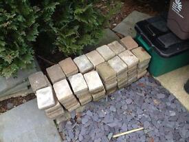 Half bricks