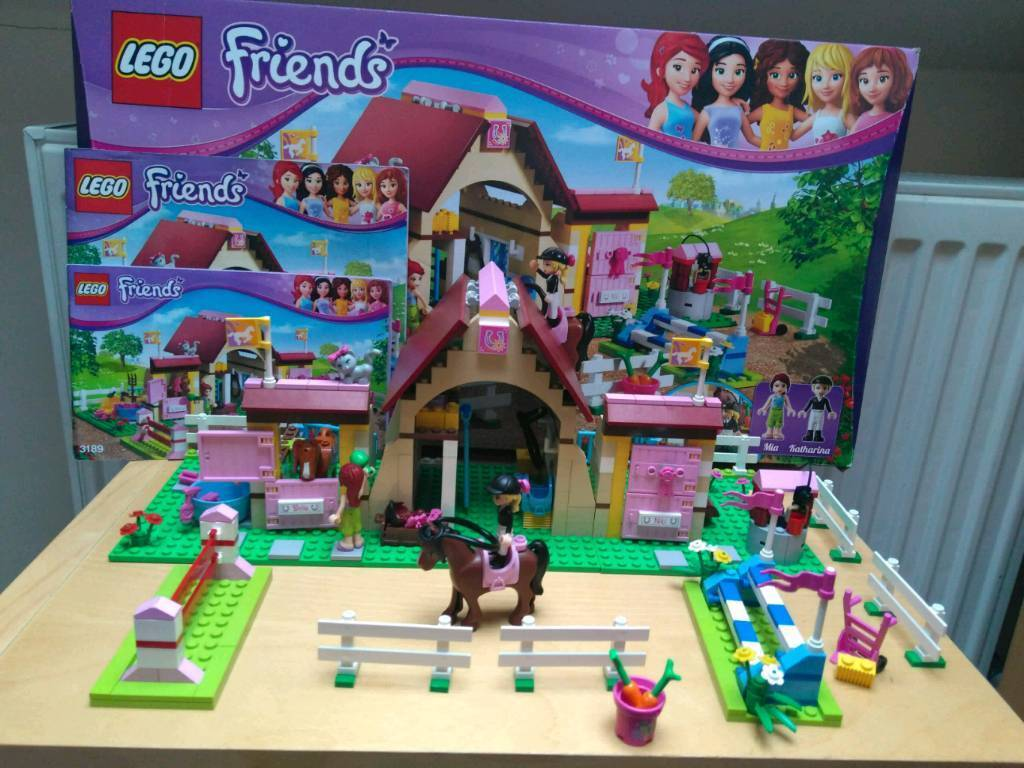Lego Friends Heartlake Stables 3189 In Darlington County Durham