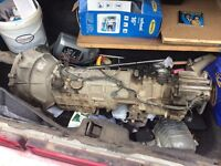Ford ranger 2.5td 4x4 gearbox - can post