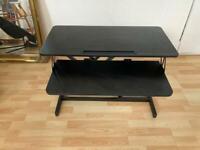 Ergomaker desk converter to standing desk