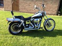 Harley Davidson Dyna Wide Glide FXDWG 2003 Special Limited Edition for 100 years of Harley.