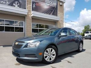 2012 Chevrolet Cruze LT Turbo, Automtique, 59998km