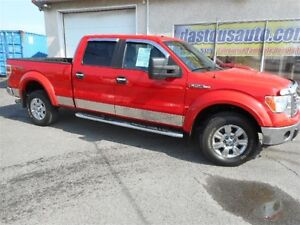 2011 Ford F-150 Cab SuperCrew 4RM