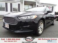 2013 Ford Fusion SE $127.37 BI WEEKLY!!!