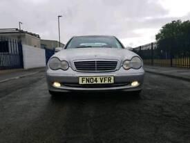 Mercedes-benz c200 2.2 cdi swap