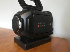 Blackmagic URSA Mini 4K EF mount