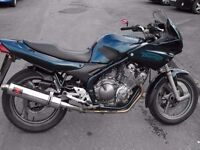 Yamaha XJ600 s Diversion PX and delivery possible