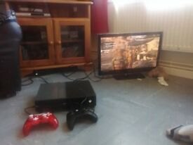 Xbox One for sale with controllers and games