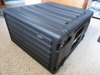 SKB 6U Roto Rack Flight Case Excellent Condition £80 Posted
