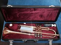 Yamaha YTR-1335 Trumpet Excellent Condition + Books