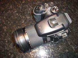 Fuji Finepix S100FS camera for repair or spares