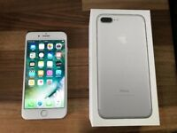 iPhone 7 plus 32 gig as new condition any network