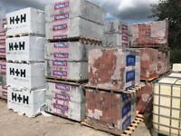 👷🏽 IBSTOCK/ CELCON/ THERMALITE/ TRENCH BLOCK/ ECSTOCK BRICKS ~ NEW PACKS