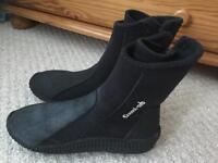 Cressi scuba diving boots
