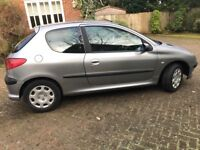 2004 Peugeot 206 2.0 hdi diesel manual March 28th 2018 mot drives very well