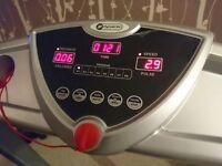Dynamix motorised Treadmill - 1200W