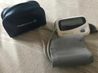 Lloyds Pharmacy Semi-automatic blood pressure monitor