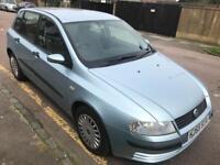 2006 Fiat Stilo Diesel Superb. Mot. Warranty Free Insurance