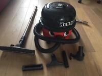 Henry Hoover with extra power button