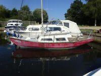 Corribee 21 Yacht for easy restoration