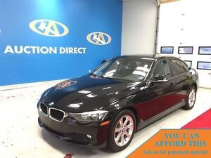 2012 BMW 3 Series 320i SUNROOF! LEATHER! FINANCE NOW!