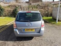 2006 Vauxhall Zafira 1.9 CDTi Active 5dr Manual @07445775115