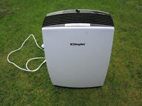 dehumidifier 240v white