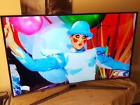 Samsung 49 Inch Smart Curved 4K Ultra HD LED TV With Freeview HD, (Model UE49KU6670)!!!