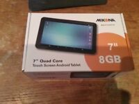 Brand new boxed tablet