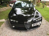 Alfa Romeo 159 1.9 JTDM TI Saloon 2008