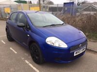 Fiat grande Punto - 80k miles - Part exchange to clear !!