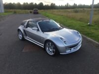 smart roadster brabus coupe