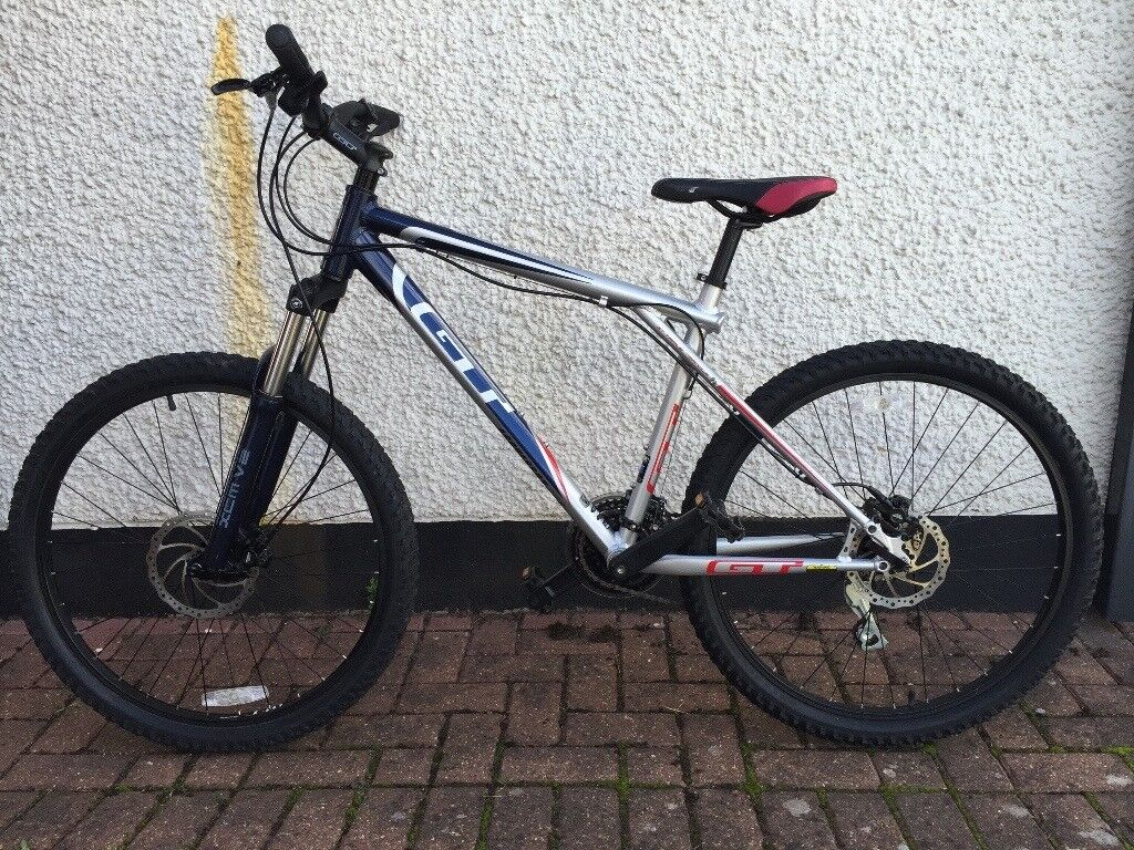 GT Aggressor XC3 - Hardly Used/Looks Like New