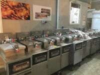 Henny Penny - ELECTRIC Chicken Pressure Fryers ( ORIGINAL ) FREE UK Delivery